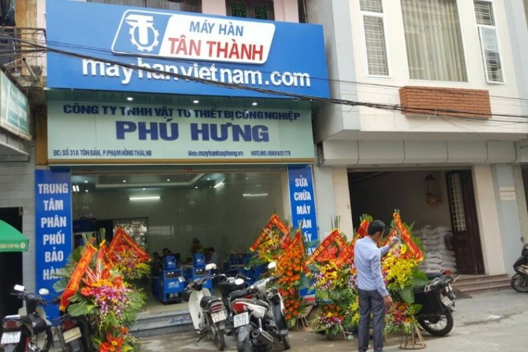 ĐẠI LÝ HẢI PHÒNG