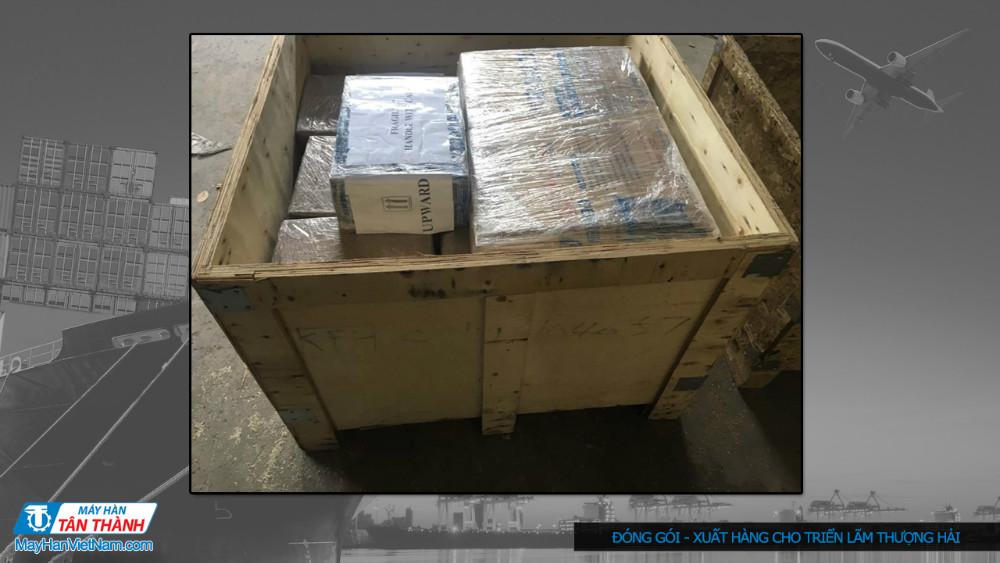 Đóng gói - Xuất hàng cho Triển lãm tại Thượng Hải