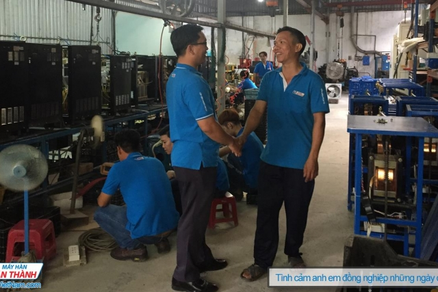 News - Vietnam Welding after Tet 2017