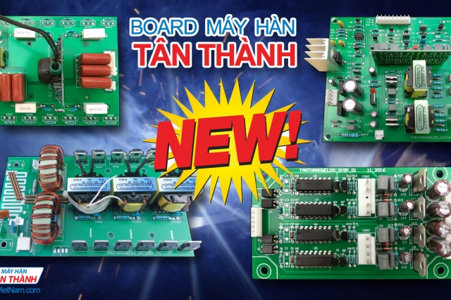 New product line - Tan Thanh Control Board