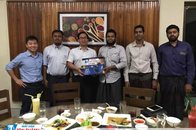 A Business Trip to Myanmar