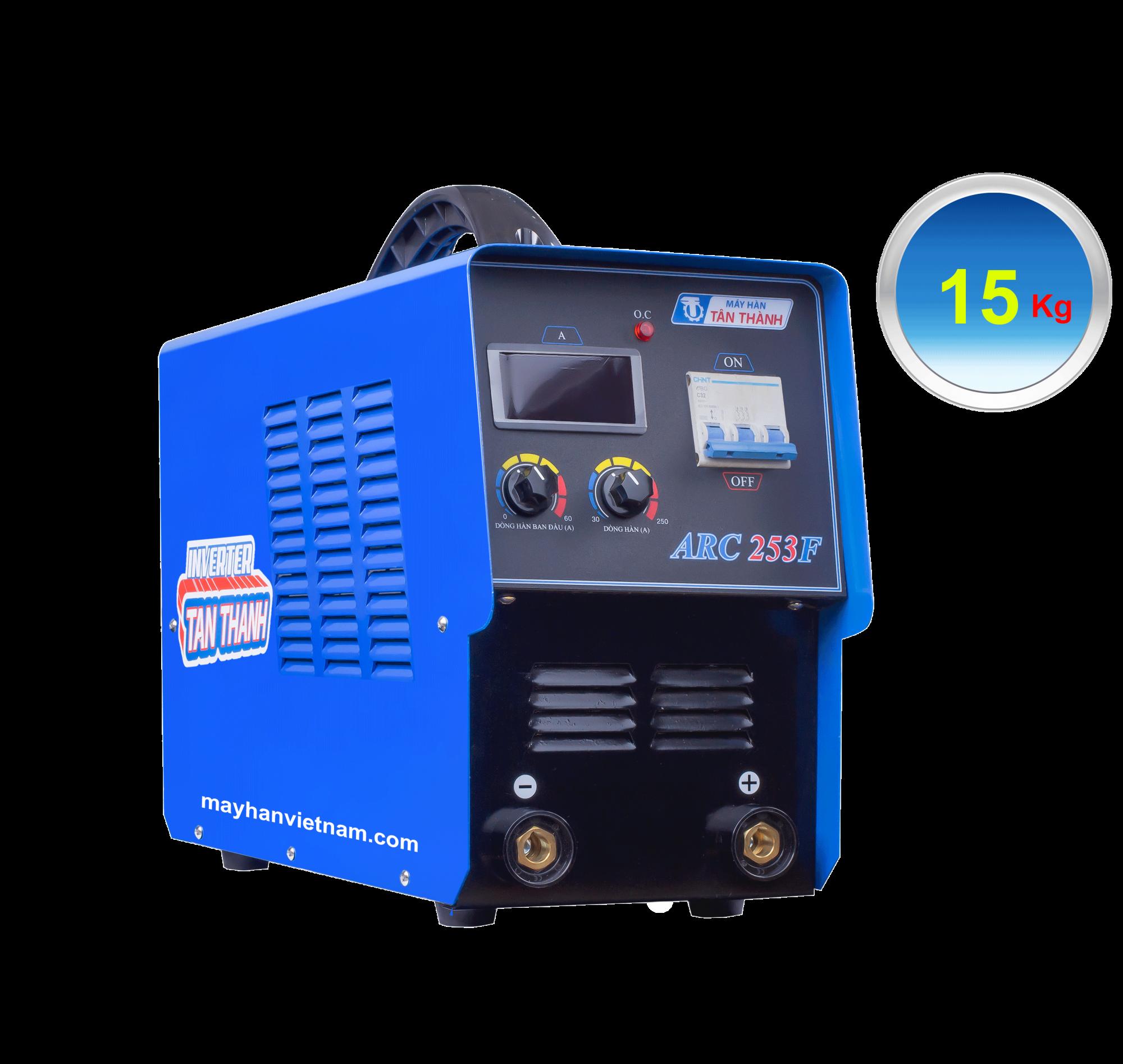 ARC WELDER - MOSFET ARC253F