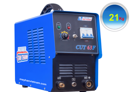 PLASMA CUTTER - INVERTER CUT63F