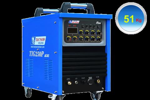 MÁY HÀN TIG MOSFET INVERTER 250P AC-DC