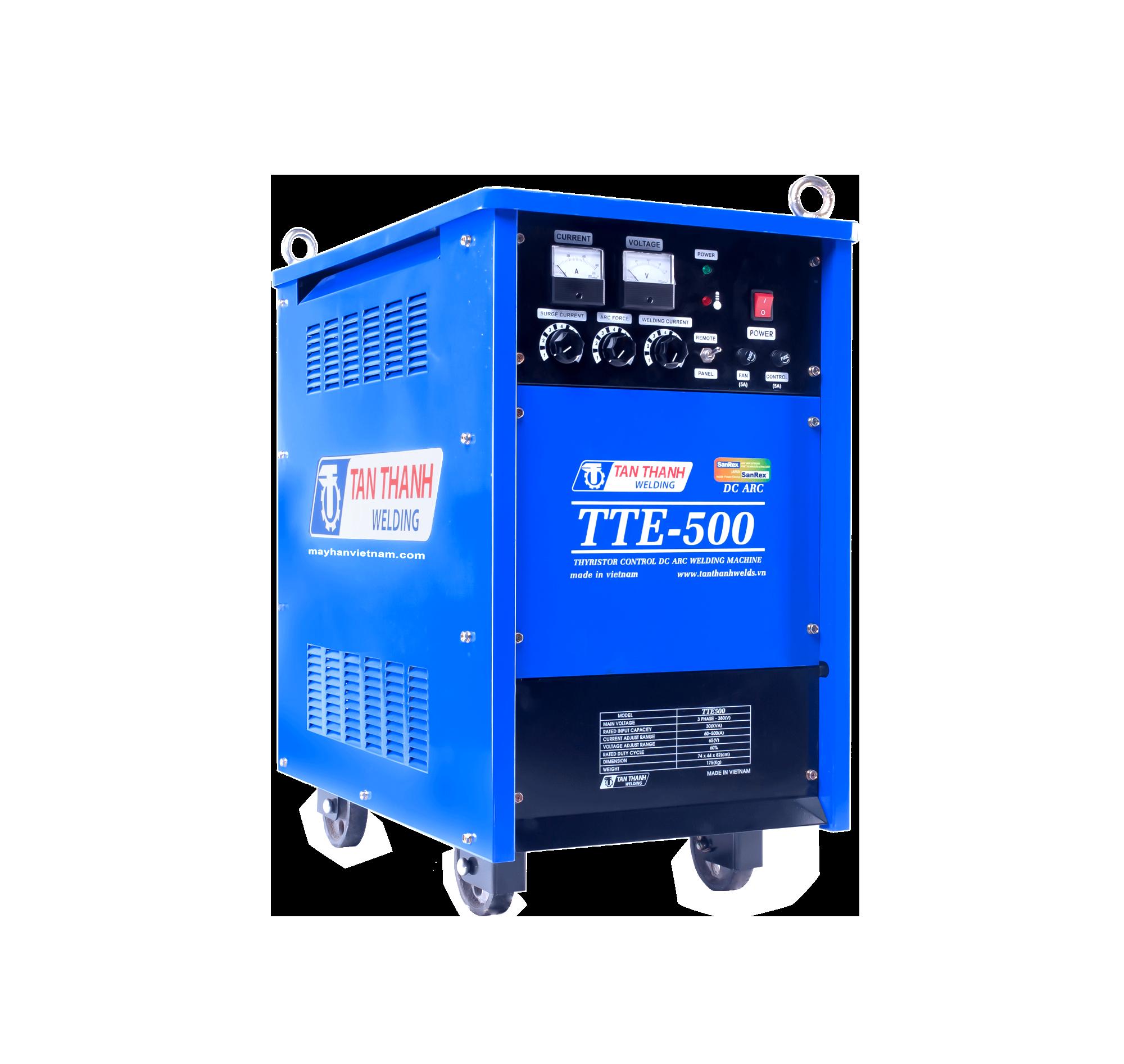 TTE500