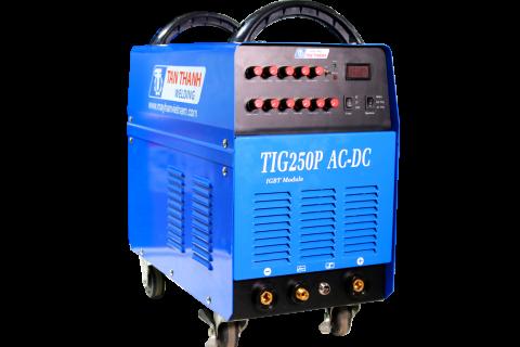 MÁY HÀN TIG INVERTER TIG250P AC-DC