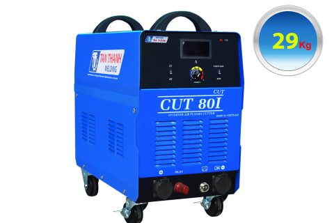 PLASMA CUTTER - INVERTER CUT80F