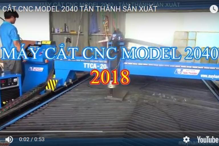 MÁY CẮT CNC MODEL 2040