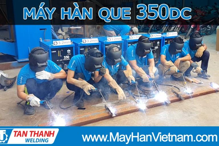 Video Máy Hàn Que Tân Thành 350DC