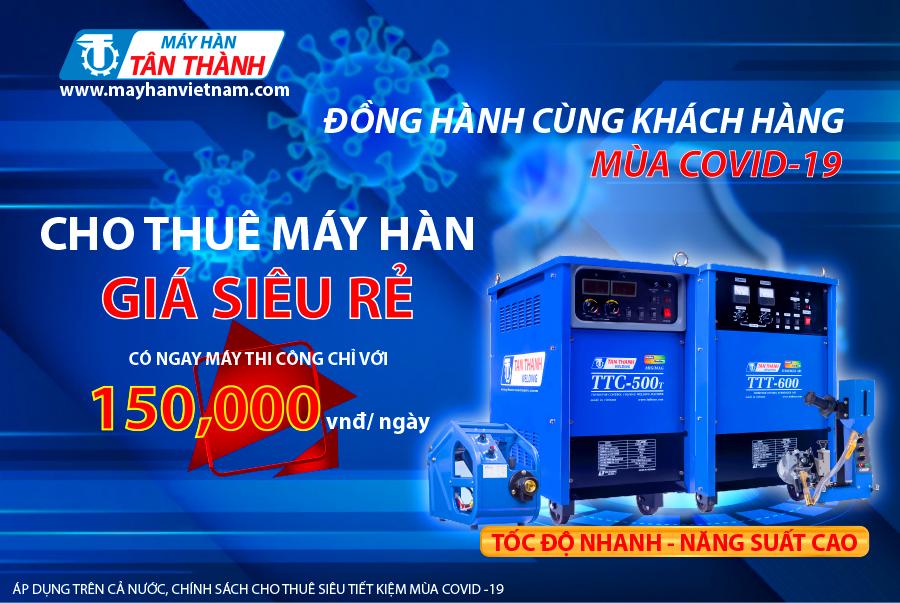 Cho thue may han